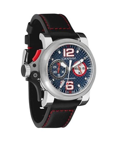 GRAHAN 120420508 – Reloj de Caballero piel