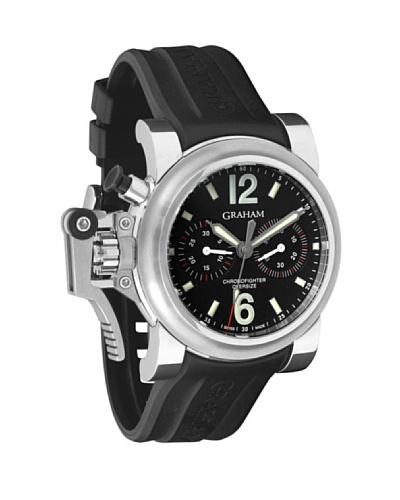 GRAHAN 120420408 – Reloj de Caballero caucho