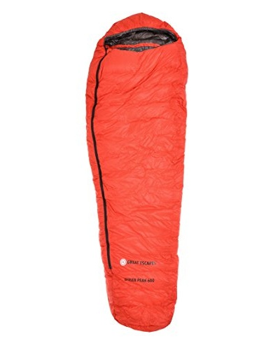 Great Escapes Saco de Dormir Diran Peak 600