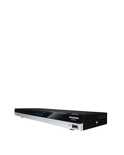 GRUNDIG Reproductor discos Blu-ray DVD-Video Audio-CD GBP 6100 2D Negro / Plata