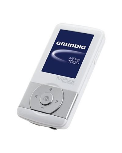 GRUNDIG REPRODUCTOR MP4 compacto 2GB radio FM pantalla 1,8 USB MPixx 1200
