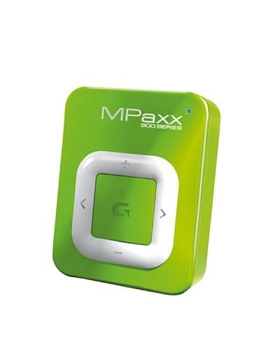 GRUNDIG REPRODUCTOR MP3 ultra compacto 2GB USB Mpaxx 920 Verde