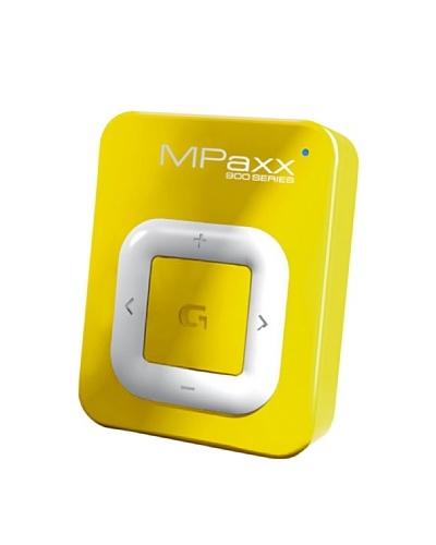 GRUNDIG REPRODUCTOR MP3 ultra compacto 2GB USB Mpaxx 920 Amarillo