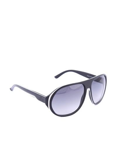Gucci Gafas de Sol GG 1025/S VKGRJ Negro / Gris / Blanco