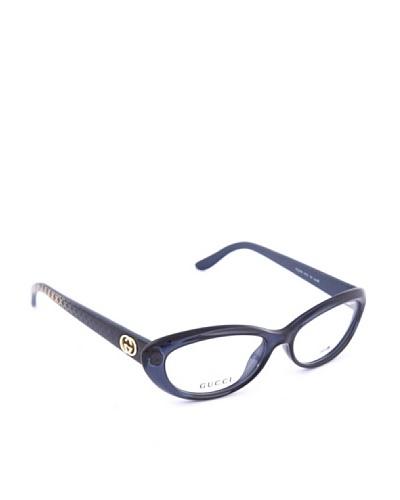 Gucci Monturas GG 3566W7X Azul / Dorado