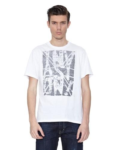 Guess Camiseta Billo Blanco