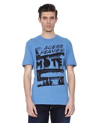 Guess Camiseta Caden Azul