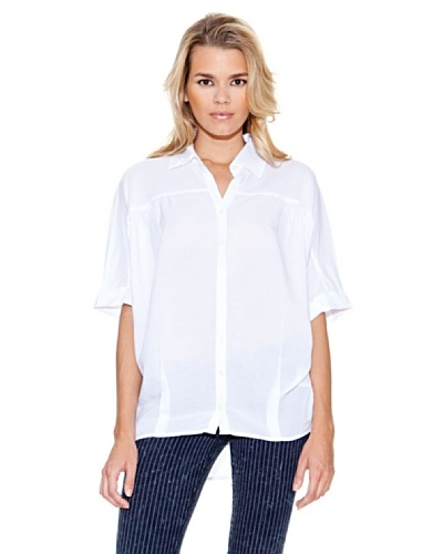 Guess Camisa Christie Blanco