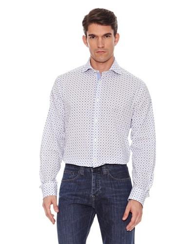 Hackett Camisa Topos