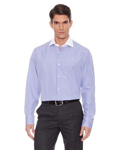 Hackett Camisa Cuadros Azul