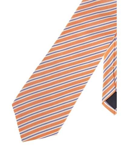 Hackett Corbata Clásica Naranja