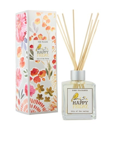 Happy Friday Ambientador Sticks Lily of The Valley 200 ml