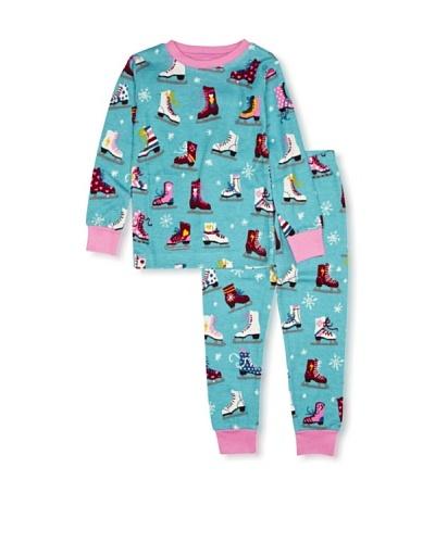 Hatley  Pijama Dáulide Azul