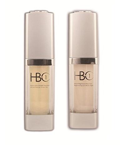 HBC One Set2 Serum Regenerante ContornoOjos Noche 15ml+ Serum Lift&Firm ContornoOjos Día 15ml