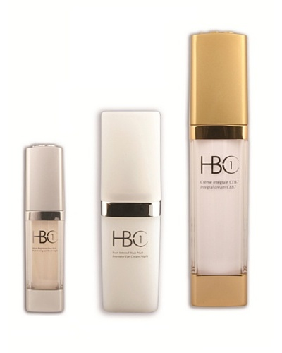 HBC One Crema Integral 30 ml + Sérum Booster 30 ml + Sérum Regenerador Ojos N 15 ml