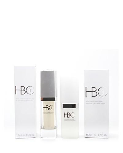 HBC One Sérum Lift y Firmeza de Día para los Ojos 15 ml + Crema Cuidado Intensivo Ojos Noche 15 ml