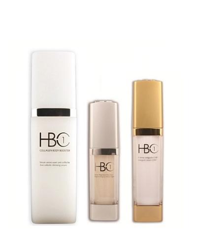 HBC One Crema Integral 30 ml + Sérum Regen. Ojos N 15 ml + Sérum Reductor Anticel. 120 ml