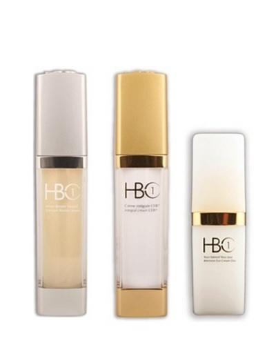HBC One Sérum Booster 30 ml + Crema Integral 30 ml + Crema Cuidado Int Ojos D  15 ml