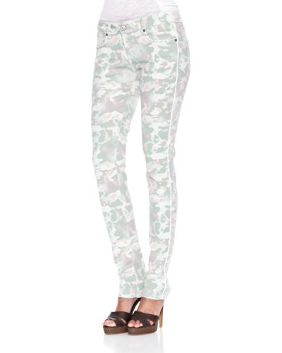 Heartless Jeans Pantalón Lana Organa Cam Pant Heartless Camouflage Caqui