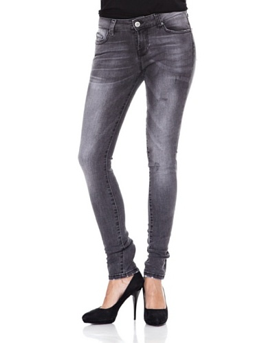 Heartless Jeans Pantalón Rider Denim Pantalon Heartlessgrey