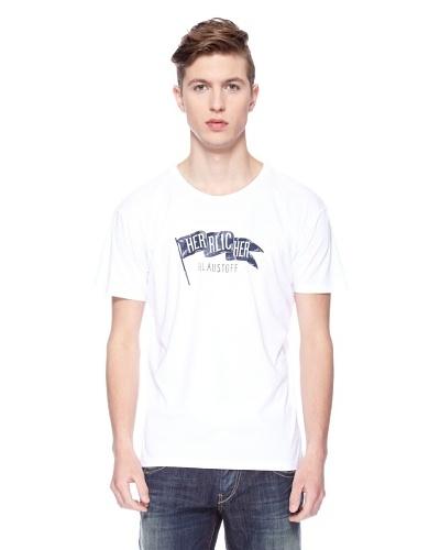 Herrlicher Camiseta Print Logo