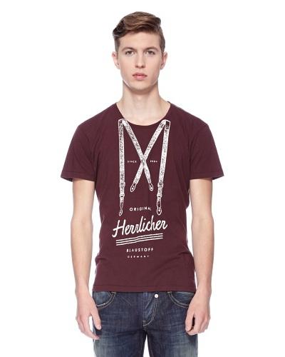 Herrlicher Camiseta Print