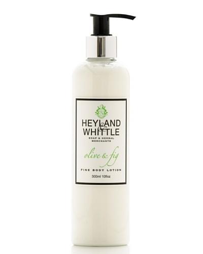 Heyland&Whittle Crema Cuerpo Oliva y Higo 300 ml