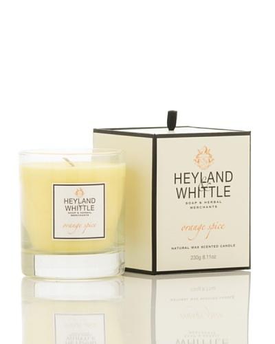 Heyland&Whittle Vela Naranja y Especias 230 g