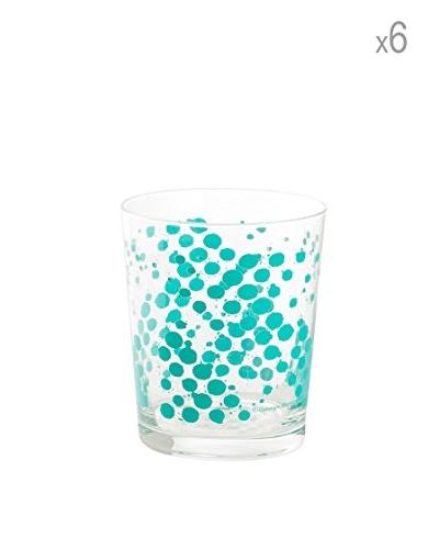H&H Juego De 6 Vasos De Tinto 31 cl
