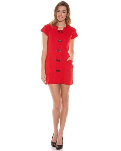 HHG Vestido Tierra Rojo