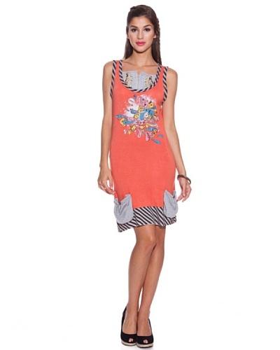 HHG Vestido Annie Naranja