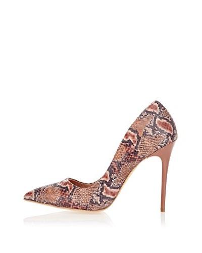 High K.C Zapatos de Tacón Alto Flamingos