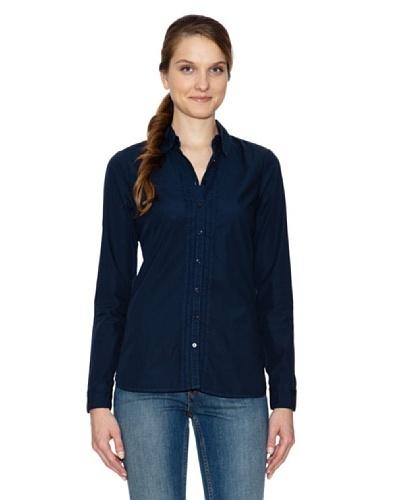 Tommy Hilfiger Camisa Mimosa Gmt Dye Shirt Ls Azul Marino