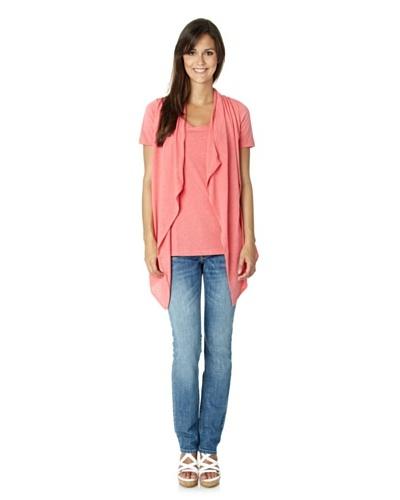 H.I.S Jeans Camiseta 2 in 1