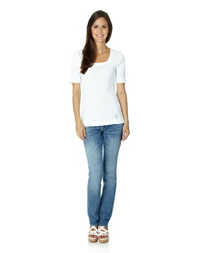 H.I.S. Jeans Camiseta logo