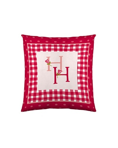 Holly Hobbie Funda de Cojín HH Valentine 1 Rot.