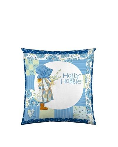 Holly Hobbie Funda de Cojín HH Blue Holly Girl