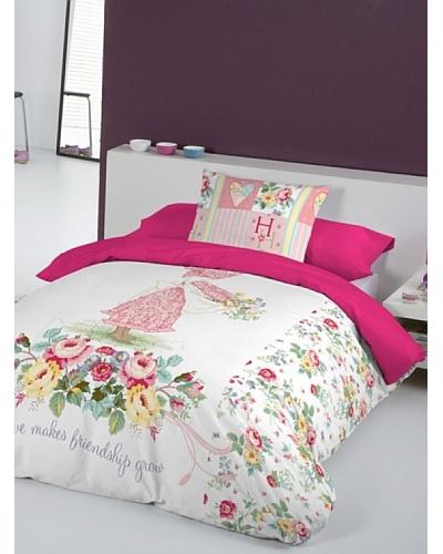 Holly Hobbie Funda Nórdica HH Spring Bouquet