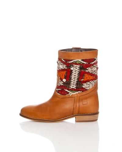 Howsty Vintage Kilim Boot  Beige 37