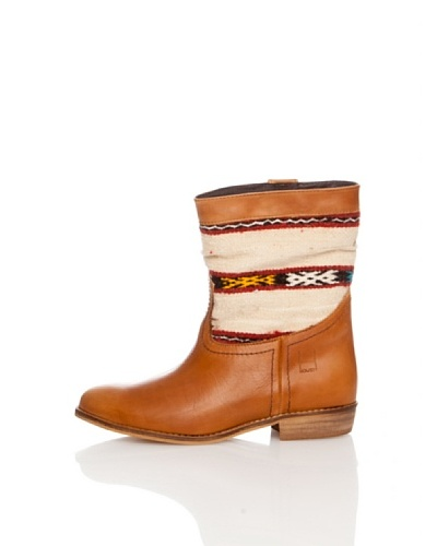 Howsty Vintage Kilim Boot  Beige 39