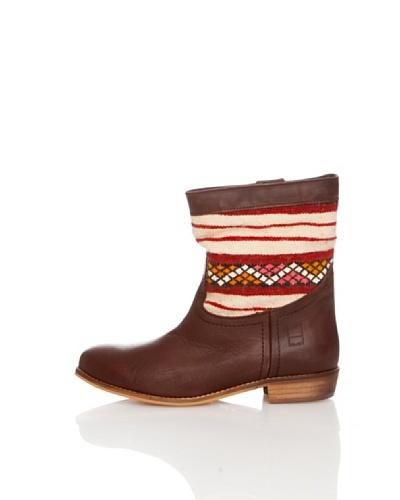 Howsty Vintage Kilim Boot  Marrón 41