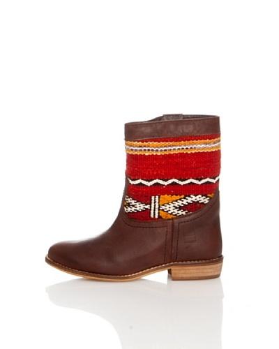 Howsty Vintage Kilim Boot  Marrón 36