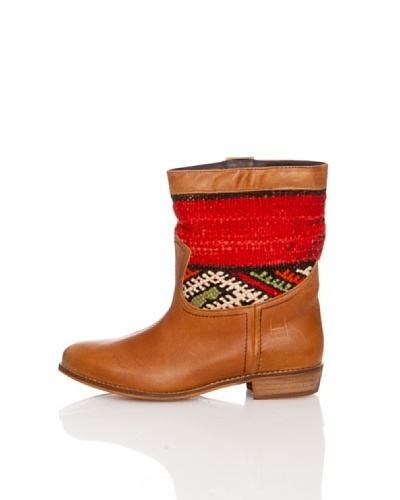 Howsty Vintage Kilim Boot  Beige 41