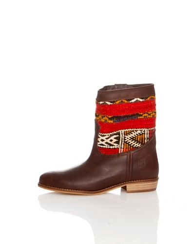 Howsty Vintage Kilim Boot  Marrón 39