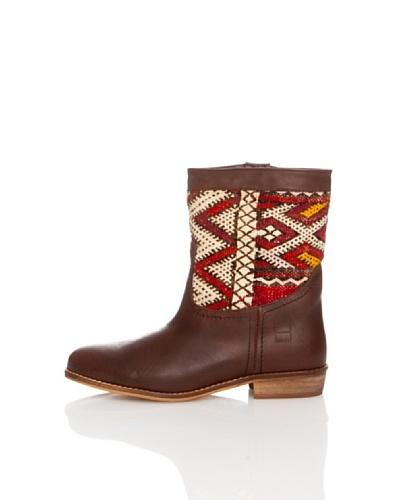 Howsty Vintage Kilim Boot  Marrón 38