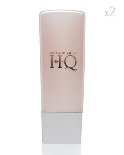 HQ Kit De 2 Productos T-Balance Base Maquillaje Fluída Para Pieles Mixtas Color 8 30 ml cad.