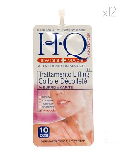 HQ Kit De 12 Productos Tratamiento «Efecto Lifting» 25 ml cad.