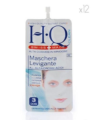 HQ Kit De 12 Productos Mascarilla Alisante Alfahidroxiácidos Acidi 15 ml cad.