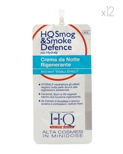 HQ Kit De 12 Productos Smog&Smoke Crema Noche Regenerante 20 ml cad.