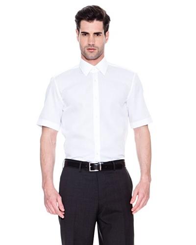 Hugo Boss Camisa Herald Blanco